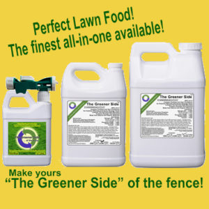 The Greener Side All In One Liquid Fertilizer
