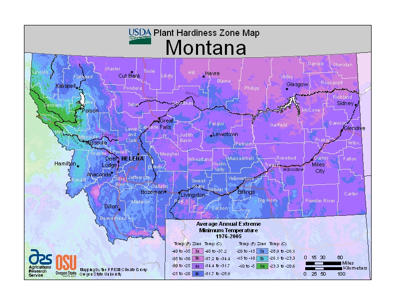 Hardiness Zone Map Eco Lawn Garden - Us-plant-hardiness-zone-map
