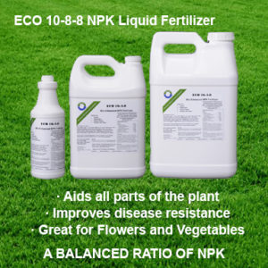 10-8-8 NPK Liquid Fertilizer