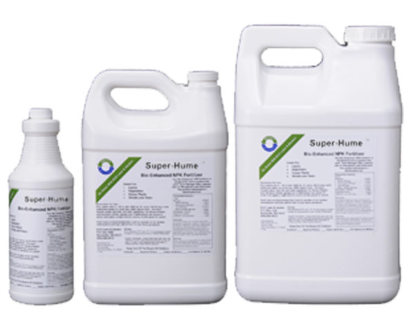3 SIZES OF Eco Super Hume Humic Acid is a highly concentrated form of liquefied organic carbon for the soil