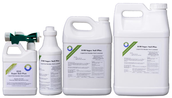 SSP Soil Amendment soil loosener and aerator.