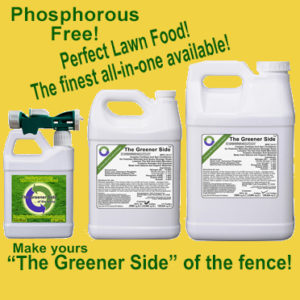Greener Side Free All In One Zero Phosphorous Liquid Fertilizer