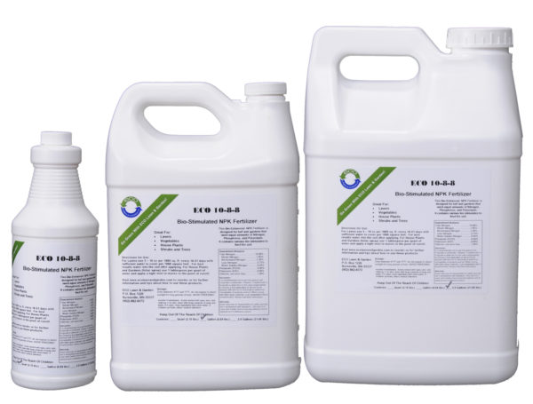 10-8-8 npk liquid fertilizer organic and natural ingredients
