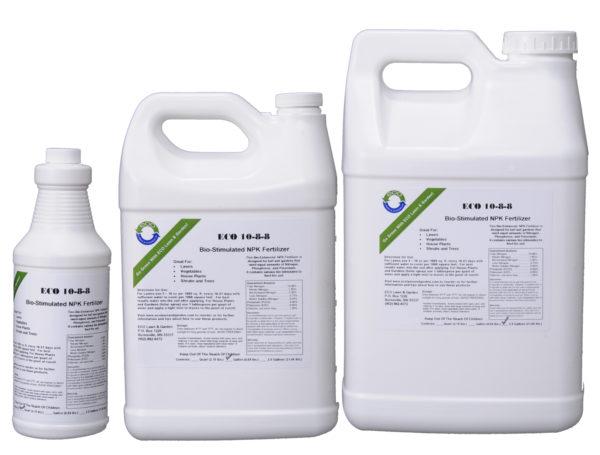 10-8-8 npk liquid fertilizer organic and natural ingredients