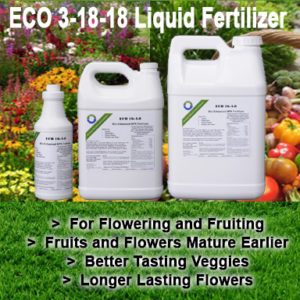 3-18-18 NPK Liquid Fertilizer