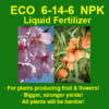 ECO 6-14-6 NPK Fertilizer