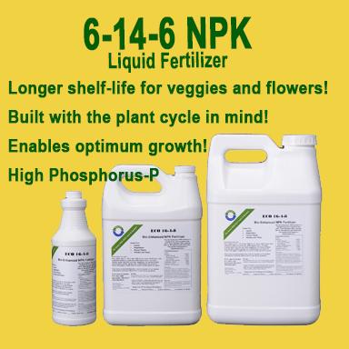 ECO 6-14-6 NPK Fertilizer