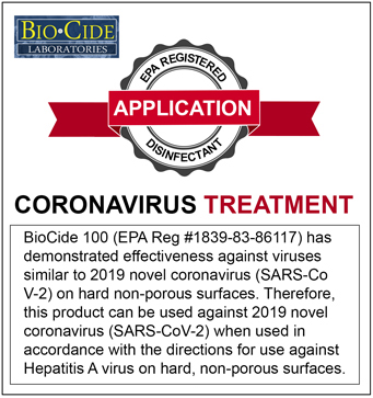 coronavirus disenfectant epa approved
