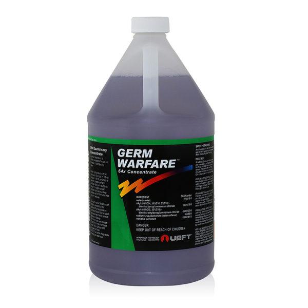 Germ Warfare Quaternary Solution